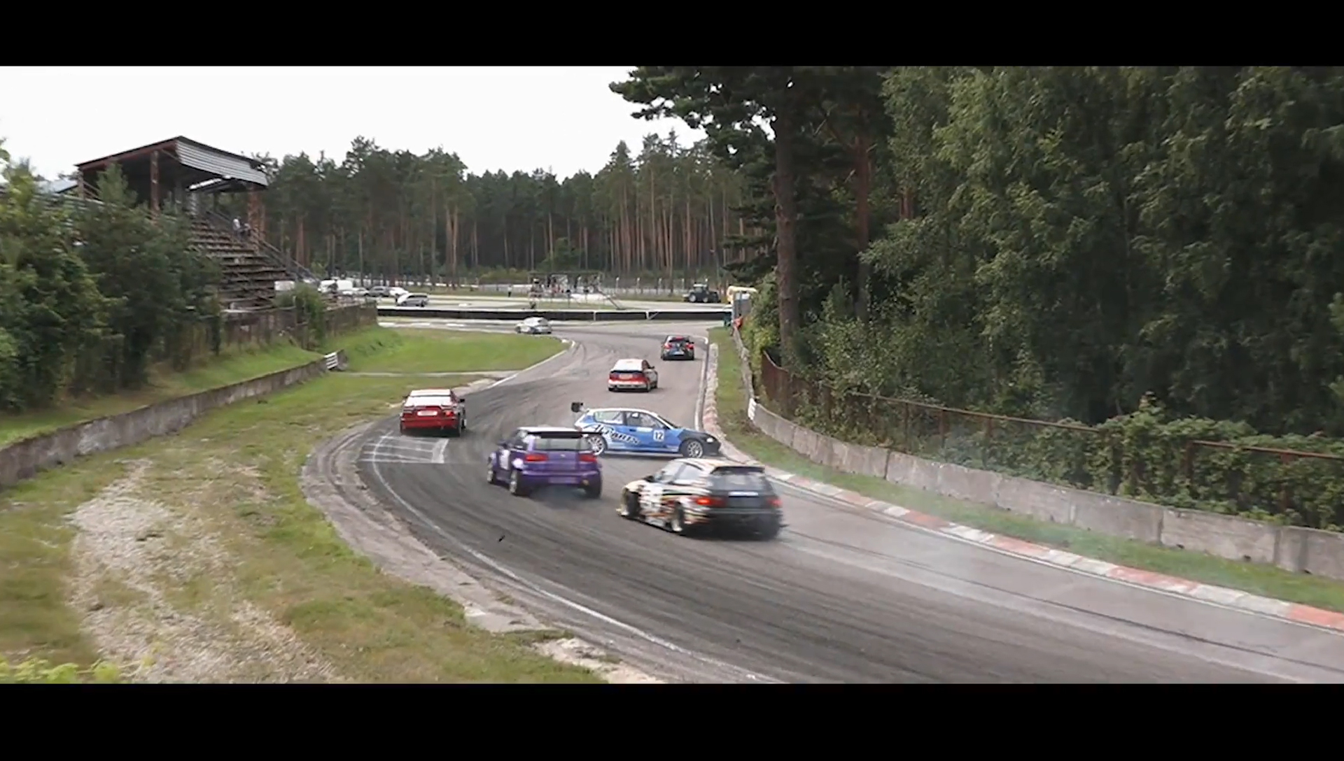 ENEOS RIGA SUMMER RACE - BaTCC and Legend Cars class