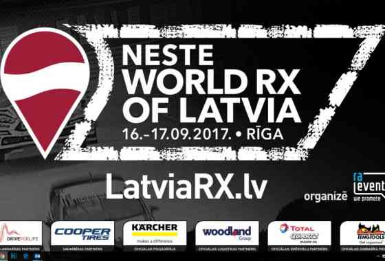 Neste World RX of Latvia 16.-17.septembrī