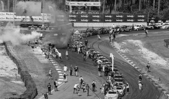 Latvijas drifta sezonu atklās 20. jūnijā Biķernieku trasē ar slēgtām sacensībām