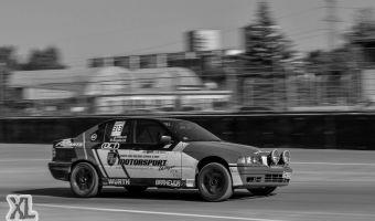RX Challenge Biķernieku rallijkrosa trasē uz starta vairāki Latvijas autosporta grandi