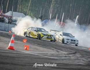 Baltijas drifta sezonas noslēgumā tiks braukta garākā drifta konfigurācija Biķerniekos un noskaidroti visu klašu uzvarētāji