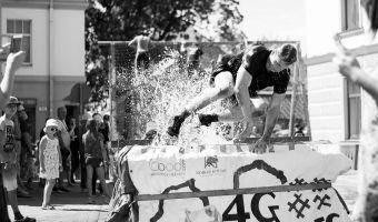 Drosmes skrējiens 24.08. aicina Tevi neaizmirstamā piedzīvojumā Biķernieku trasē