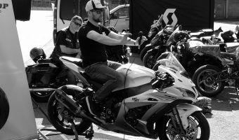 Drošas motobraukšanas konsultācijas Biķernieku trasē