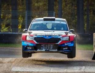 """Starptautiskais autosporta pasākums """"Latvija 2021"""" apvienos minirallija noslēgumu, rallijsprinta sacensības un vēsturisko ralliju"""