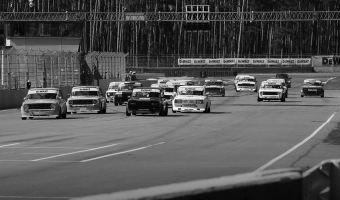 Latvijas autošosejas čempionāta 3.posms Biķernieku trases ovālā