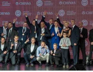 Biķernieku trases vadītājs Normunds Lagzdiņš saņēmis Ordeni par ieguldījumu autosporta attīstībā