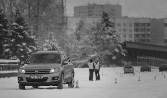 Autovadītāji aicināti uz drošas ziemas braukšanas dienām Rīgā, Jelgavā, Siguldā, Valmierā un Jēkabpilī.