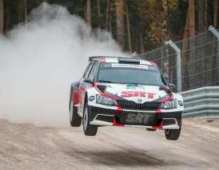 Latvijas rallija čempionāta posms Rallijs Latvija