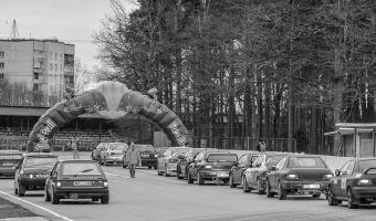 Rīgas Ziemas kausā uzvarētāja likteni izšķir 0,082 sekundes